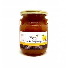 Confiture de Coings sauvages